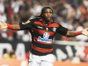 Diego Maurício, atacante do Flamengo
