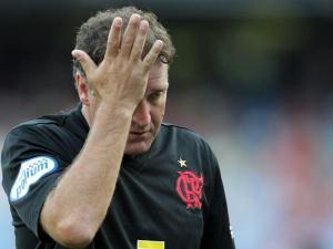 Cuca, treinador do Flamengo