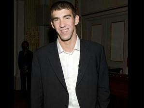 Phelps: o bonitão do momento em NY