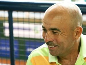 Larri Passos, ex-técnico de Gustavo Kuerten