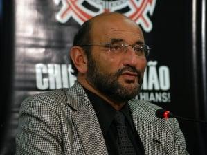 Lu�s Paulo Rosenberg, vice de marketing do Corinthians