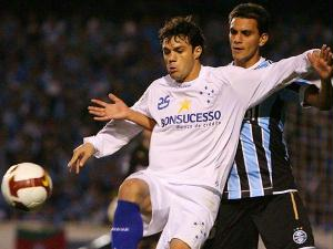 Kléber e Fábio Santos