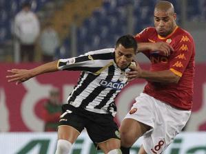 Adriano Roma x Udinese