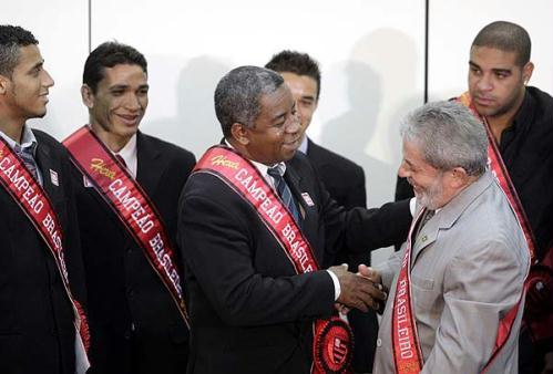 a4e76820ee Blog FláviioTorres - Viva com intensidade cada momento  Lula recebe ...