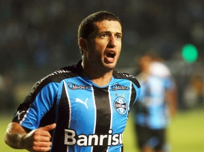 Fábio Rochemback, volante do Grêmio