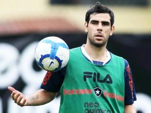 Herrera, atacante do Botafogo