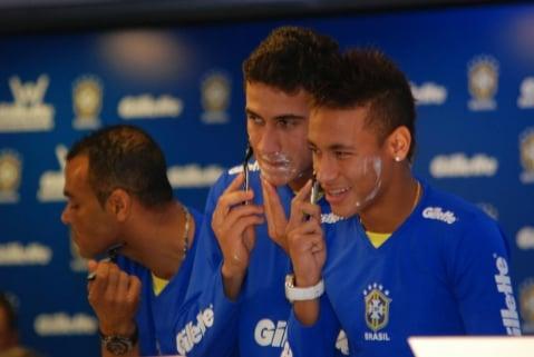 Neymar e Ganso